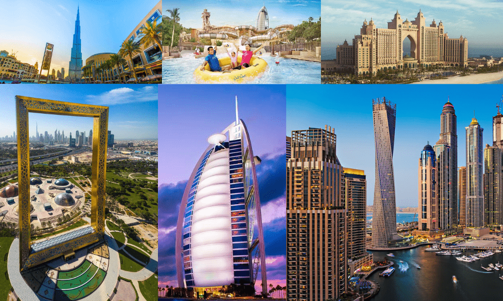 Top 5 Landmarks in Dubai to visit - Safe Driver