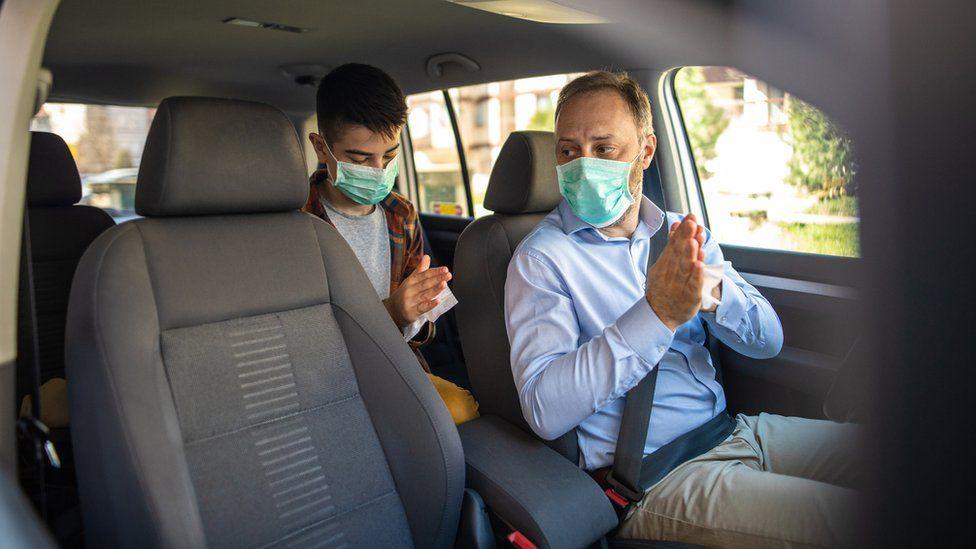 Safe Driver Dubai - Covid19 Sops