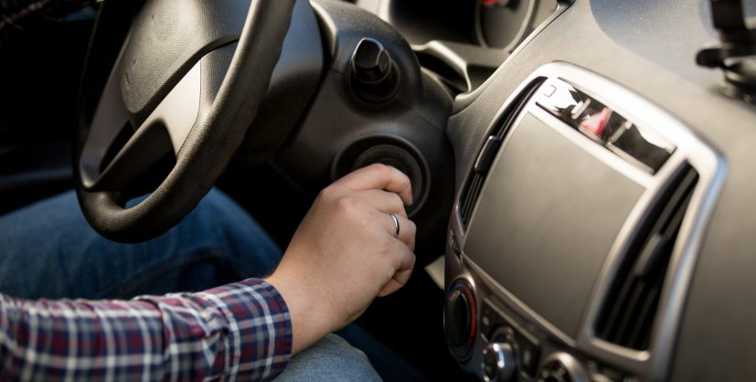 Starting Your Vehicle - Safe Driver Dubai