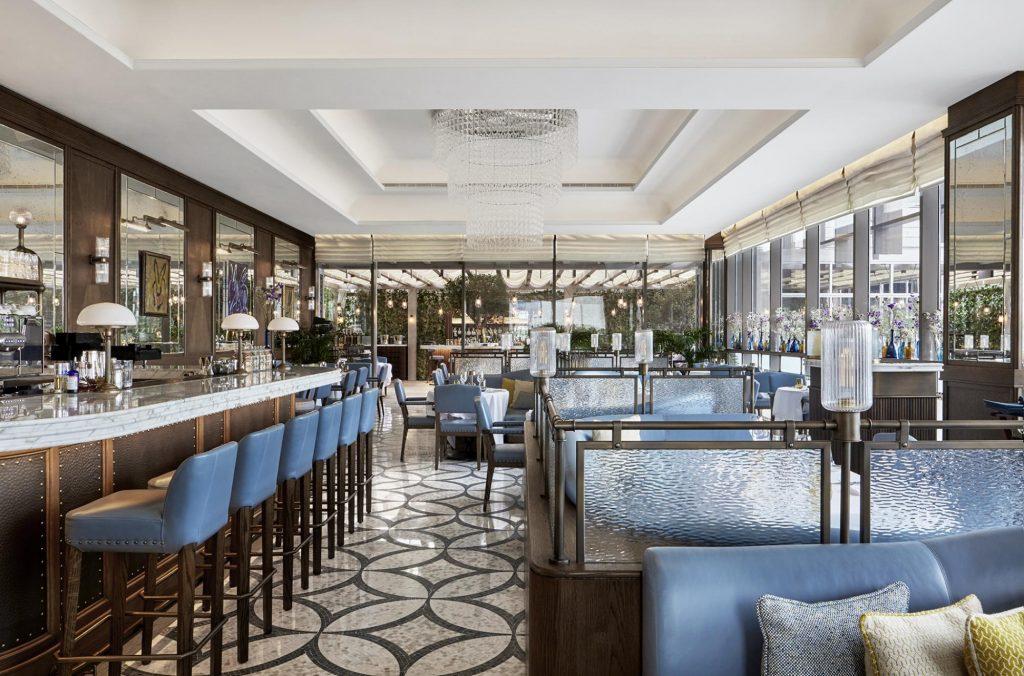 Mina Brasserie Dubai with Safe Driver Dubai